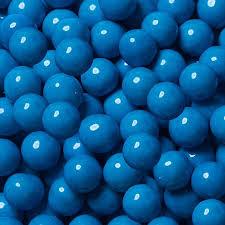 royal blue blue sixlets candy 2lb