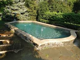 Small Pool Backyard Ideas by Classic Pool Designs Home Decor Gallery