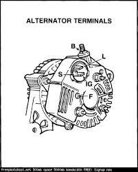 tech engine a series alternator wiring diagram rollaclub