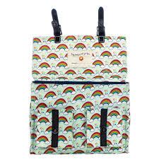 Rainbow Bathroom Accessories by Baby Tula U2014 Ultra Stylish U0027rainbow Showers U0027 Tula Kids Backpack