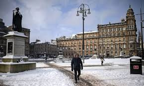 Snow Scotland Weather Warning For Snow In Scotland The Epoch Times