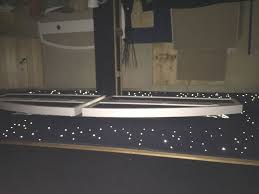 create a fiber optic starfield ceiling 8 steps with pictures
