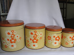 vintage retro kitchen canisters 53 images vintage canisters
