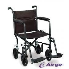 airgo ultra light transport chair