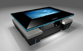 touch screen coffee table lovable touch screen coffee table infrared multi interactive table