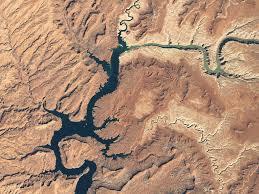 Colorado River Map by Feds Slash Colorado River Release To Historic Lows