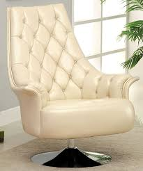 Ivory Accent Chair Leather Accent Chairs Design