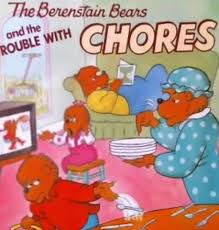 Berenstien Bears The Berenstain Bears And The Trouble With Chores Just Books Read