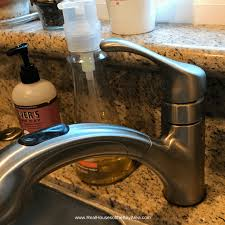 How To Install A Moen Kitchen Faucet The Life Changing Magic Of My New Kitchen Faucet Real Houses Of