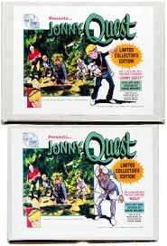 jonny quest hake u0027s jonny quest figural model set of four