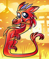 drawing a baby chinese dragon step by step dragons draw a