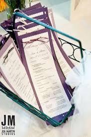 Wedding Program Fans Cheap Fun And Creative Wedding Programs Custom Design Program Fans