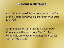 bureau a distance gratuit contrôle d un ordinateur à distance