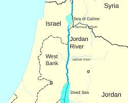 Map Of Israel And Syria by Syria U0027s River Is Overflowing Now That Its People Have Fled