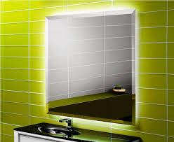 backlit bathroom mirror ideas best benefits backlit bathroom