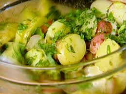 french potato salad recipe french potato salad french