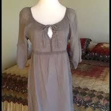 66 off old navy dresses u0026 skirts grey bohemian dress by old