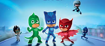 pj masks live show coming mommy