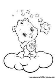 care bears coloring pages print rainbow care bears 2 coloring