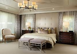 Chandeliers Bedroom Tampa Tall Window Treatments Bedroom Tropical With Bench Themed