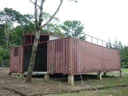 shipping container homes house in panama loversiq