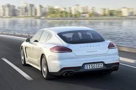 Porsche Panamera All White - updated 2014 porsche panamera details and pictures
