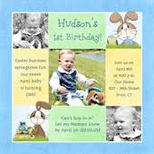 birthday wording ideas spring party card verse suggestions