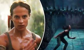 Blind Chance Trailer Tomb Raider Trailer First Teaser For Alicia Vikander U0027s Lara Croft