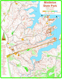Mn State Park Map by Mistletoe State Park September 30th 2013 Orienteering Map From