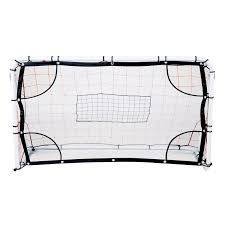 franklin 5 u0027 x 3 u0027 3 in 1 steel training goal franklin sports