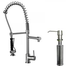 Air In Kitchen Faucet by Vigo Kitchen Faucet Pgr Home Design