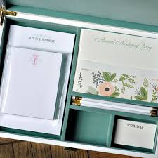 personalized stationery set 32 best stationery wardrobes images on calling cards
