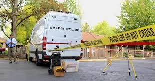 Portland Oregon Crime Map by Violent Crime Rates Increase In Salem State