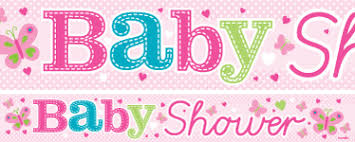 baby shower banners baby shower banners party delights