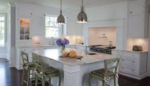 classic hamptons style white painted kitchen kitchen designs