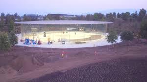 100 spaceship campus apple here u0027s the best video yet