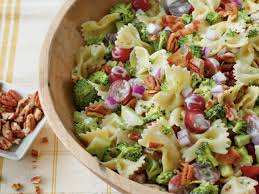 salad pasta broccoli grape and pasta salad recipe myrecipes