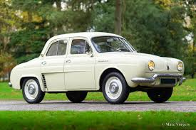renault car 1990 renault dauphine 1957 welcome to classicargarage
