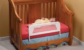Convertible Crib Bed Rails Kidco Convertible Crib Mesh Bed Rail Or Children S Bed Rail Groupon
