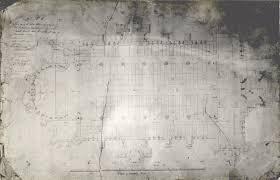 plan of ground floor st james u0027 cathedral toronto 1850