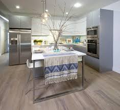 landscape kitchen white kitchen cabinets quartz countertops