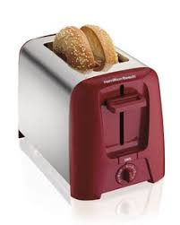 Kitchen Aid Toaster Red - kitchenaid toaster with manual high lift lever empire red