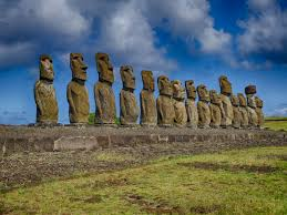 Monuments Amp Archaeological Sites Heritage For Peace by Easter Island Part Ii The Statues The Moai Andy U0027s Travel Blog