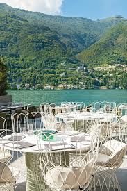hotel review il sereno hotel lake como italy condé nast traveller