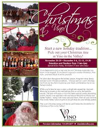 start a holiday tradition join us for our christmas weekends