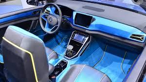 2015 volkswagen t roc interior youtube