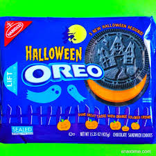 halloween oreo classic ghoulish cookie treats snaxtime