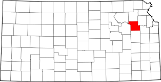 Shawnee Map File Map Of Kansas Highlighting Shawnee County Svg Wikimedia Commons