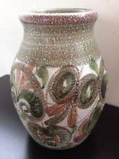 Denby Vase Pottery Denby Green Pottery Vases Ebay