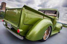 1940 Ford Pickup Interior 1940 Ford Pickup Goodguys 2015 Street Rod Headquarters Truck Of